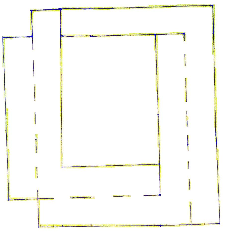 不可能的三角形 | wandai